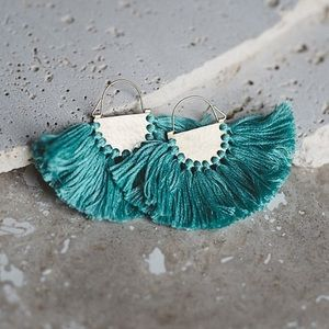 Collections by Joya Favorite Fringe earring